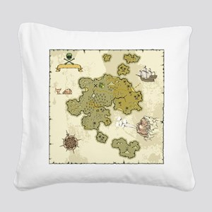 98345234 Square Canvas Pillow