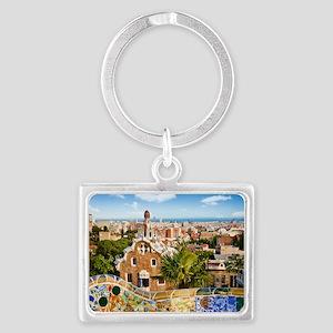 108348741 Landscape Keychain