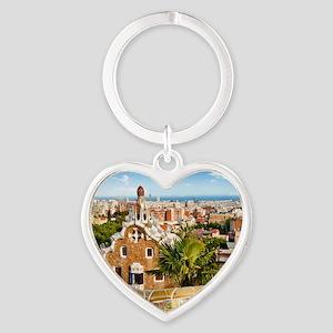 108348741 Heart Keychain