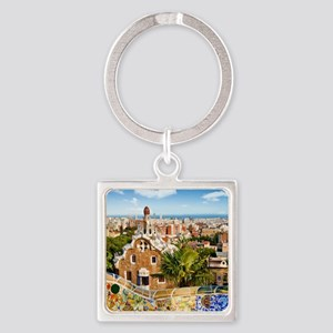 108348741 Square Keychain