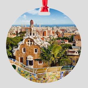 108348741 Round Ornament