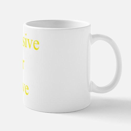 Compulsive Disorder Obsessive Mug