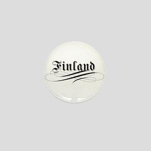 Finland Gothic Mini Button