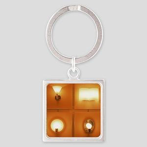 AA047772 Square Keychain