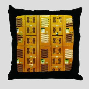 AA038005 Throw Pillow