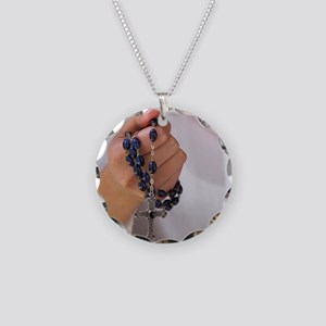 86796563 Necklace Circle Charm