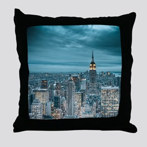 117146128 Throw Pillow
