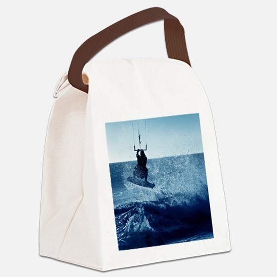 109719106 Canvas Lunch Bag