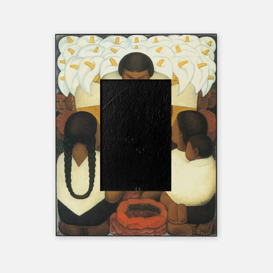 Diego Rivera Picture Frame