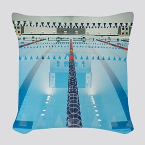200286923-001 Woven Throw Pillow