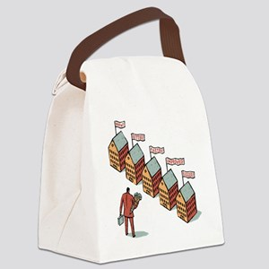 77378077 Canvas Lunch Bag