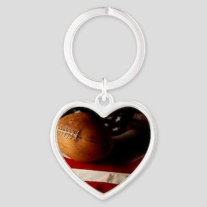 SP005068 Heart Keychain