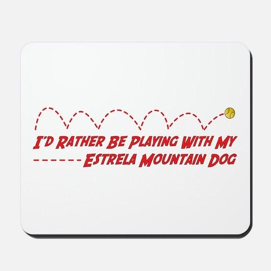 Estrela Play Mousepad