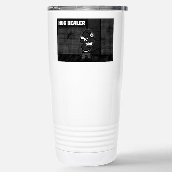 Hug Dealer Stainless Steel Travel Mug