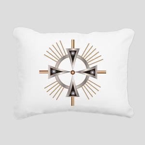 34-5 Rectangular Canvas Pillow