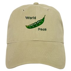 World Peas Baseball Cap