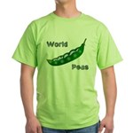 World Peas Green T-Shirt