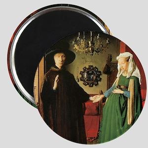 Jan van Eyck The Marriage Magnet