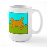 We Love Animals Large Mug