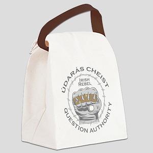 Irish Rebel Gear (TM) Question Au Canvas Lunch Bag