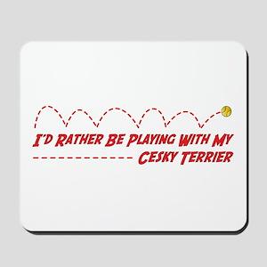 Cesky Play Mousepad