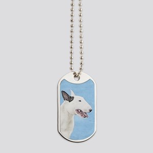 Bull Terrier Dog Tags