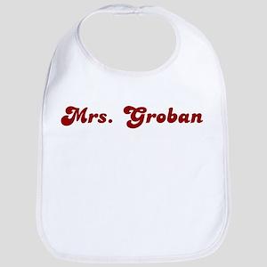 Mrs. Groban Bib