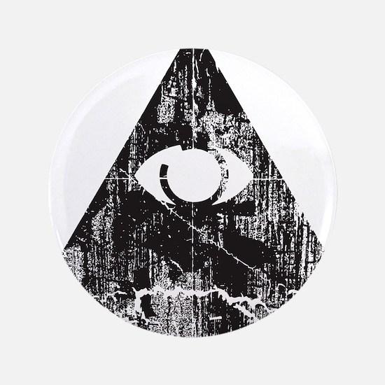 """Urban Illuminati  3.5"""" Button"""