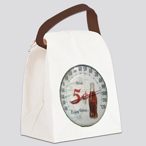 It was a very hot day Canvas Lunch Bag