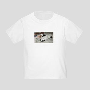 Holding paws Toddler T-Shirt
