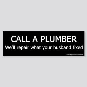 Image result for plumbers fixing what husbands broke