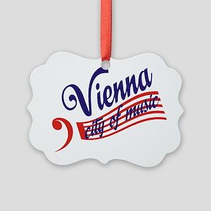 vienna Picture Ornament