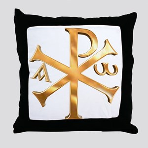 KI RHO Throw Pillow