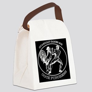 Guardian Games 40K Cock Punchers Canvas Lunch Bag