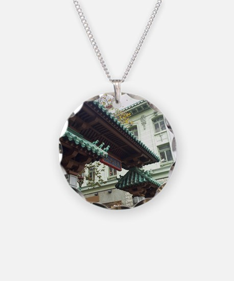 Chinatown, San Francisco Necklace