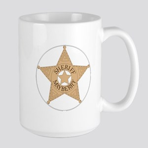 Sheriff Mayberry Mugs