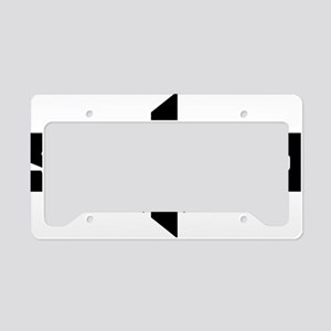 Salao License Plate Holder