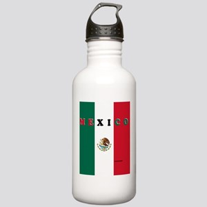 MexicoMensAllOverTee Stainless Water Bottle 1.0L