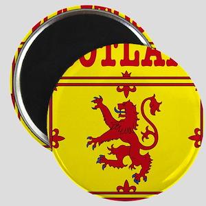 ScotlandTradWomensAllOverTee Magnet