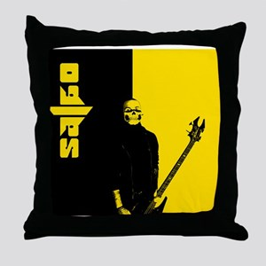 Salao Ole Throw Pillow