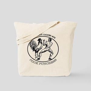 Black GGCP Tote Bag