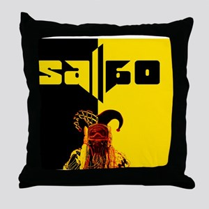 Salao Poster #1 Throw Pillow