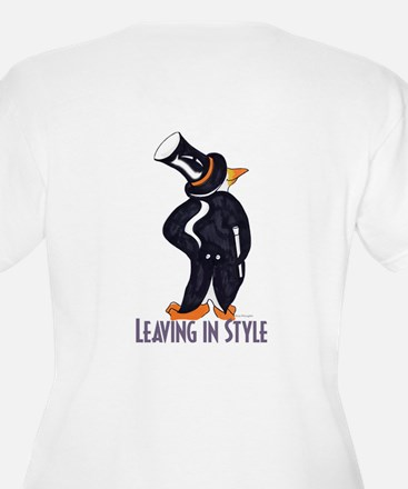 Penguin Arriving in style T-Shirt