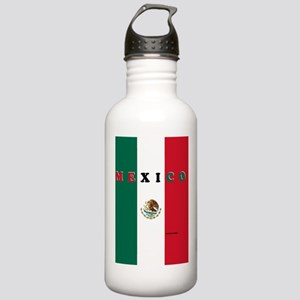 MexicoWomensAllOverTee Stainless Water Bottle 1.0L