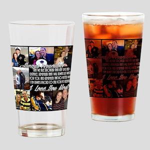 kristen1 Drinking Glass