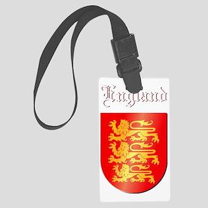 England COA  w Large Luggage Tag