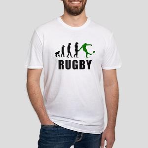 Rugby Kick Evolution (Green) T-Shirt