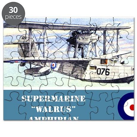 Supermarine Walrus Puzzle