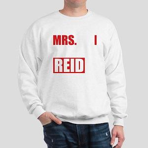 CMmrsReid1B Sweatshirt