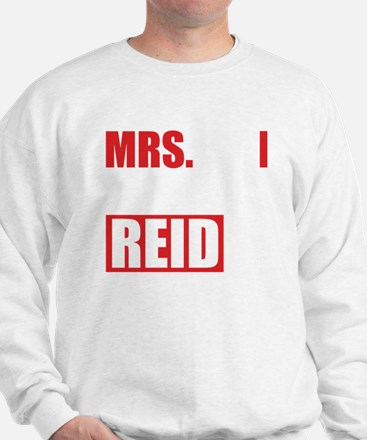 CMmrsReid1B Sweatshirt